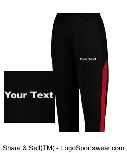Womens Warm up Pant Design Zoom